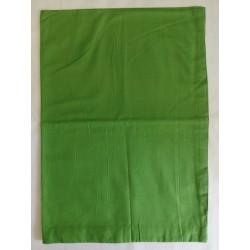 Félpárna huzat élénk zöld
