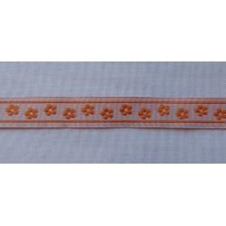 Narancssárga Virágos szalag