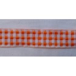 Narancssárga kockás szalag