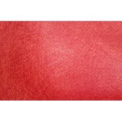 Dekor filc piros