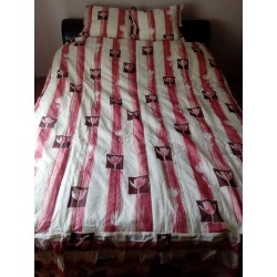 Fodros ágytakaró