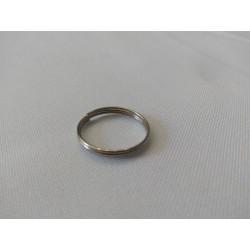 Gyűrű alap 3 soros
