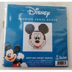 Keresztszemes kit 3 Mickey...