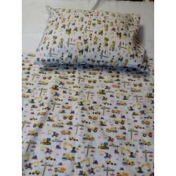 Pamut gyerek ágynemű huzat...