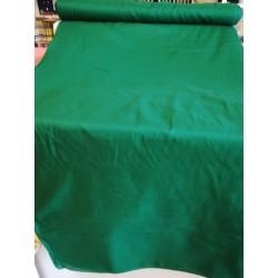 Pamutvászon zöld (karácsonyi)