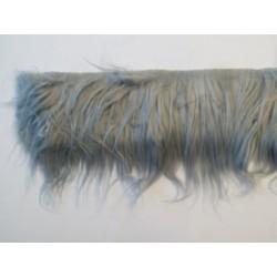Manószőr szürke 10 cm széles