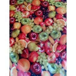 Viaszos vászon gyümölcsös