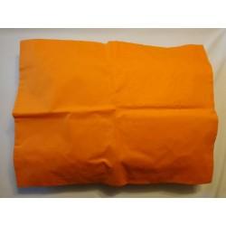 Félpárna huzat narancssárga