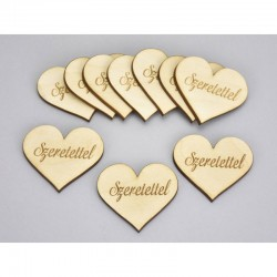 Fa szív szeretettel
