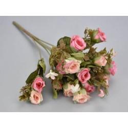 Rózsa csokor rózsaszín