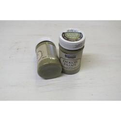 Dekor festék oliva